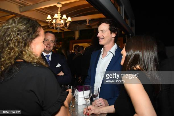 MRob Huebel attends the March of Dimes Signatures Chefs Auction Los Angeles on October 11 2018 in Beverly Hills California