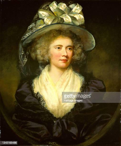 Mrs. Allan Maconochie, 1789. Artist James Northcote.