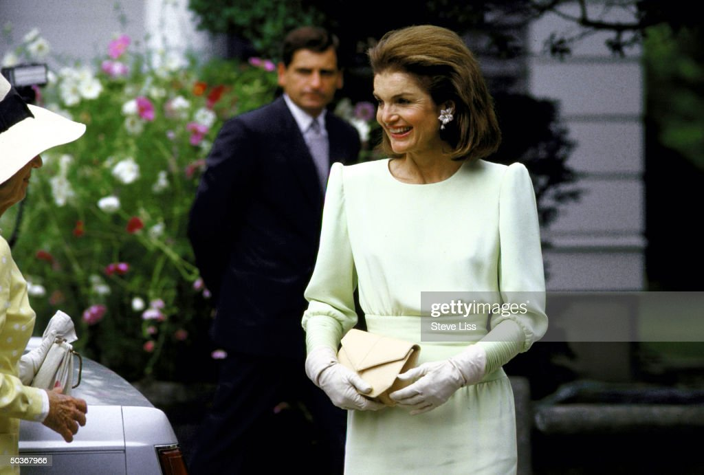 Jacqueline Kennedy Onassis Pictures   Getty Images