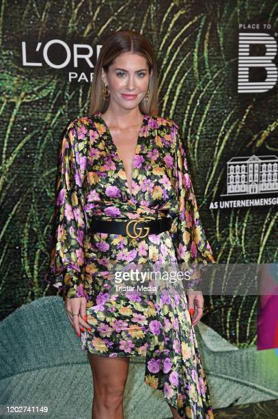 Mrs Bella attends Place To B Berlinale Party during the 70th Berlinale International Film Festival Berlin at Borchardt Restaurant on February 22 2020...