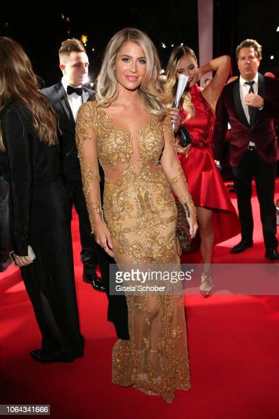 Mrs Bella during the Bambi Awards 2018 Arrivals at Stage Theater on November 16 2018 in Berlin Germany