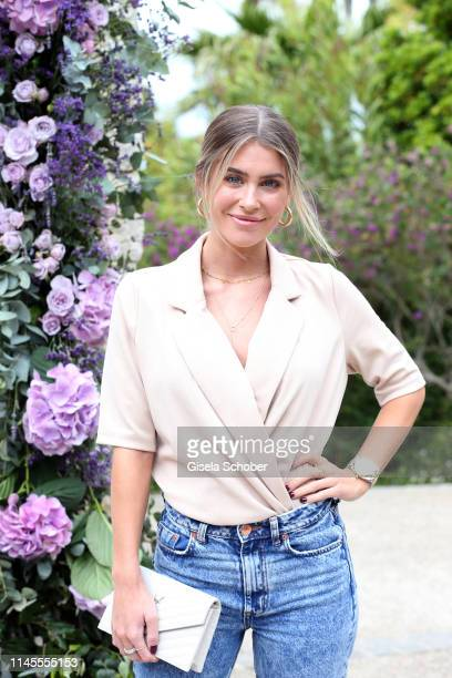 Mrs. Bella during the photocall for the LeGer by Lena_Gercke x About You spring/summer collection THE COTE D'AZUR EDITION on May 22, 2019 in Cannes,...