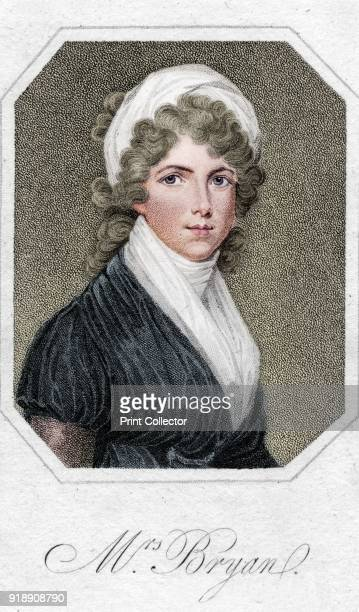 Mrs Bryan' 1801 Mary Wollstonecraft Shelley English novelist short story writer dramatist essayist biographer and travel writer best known for her...