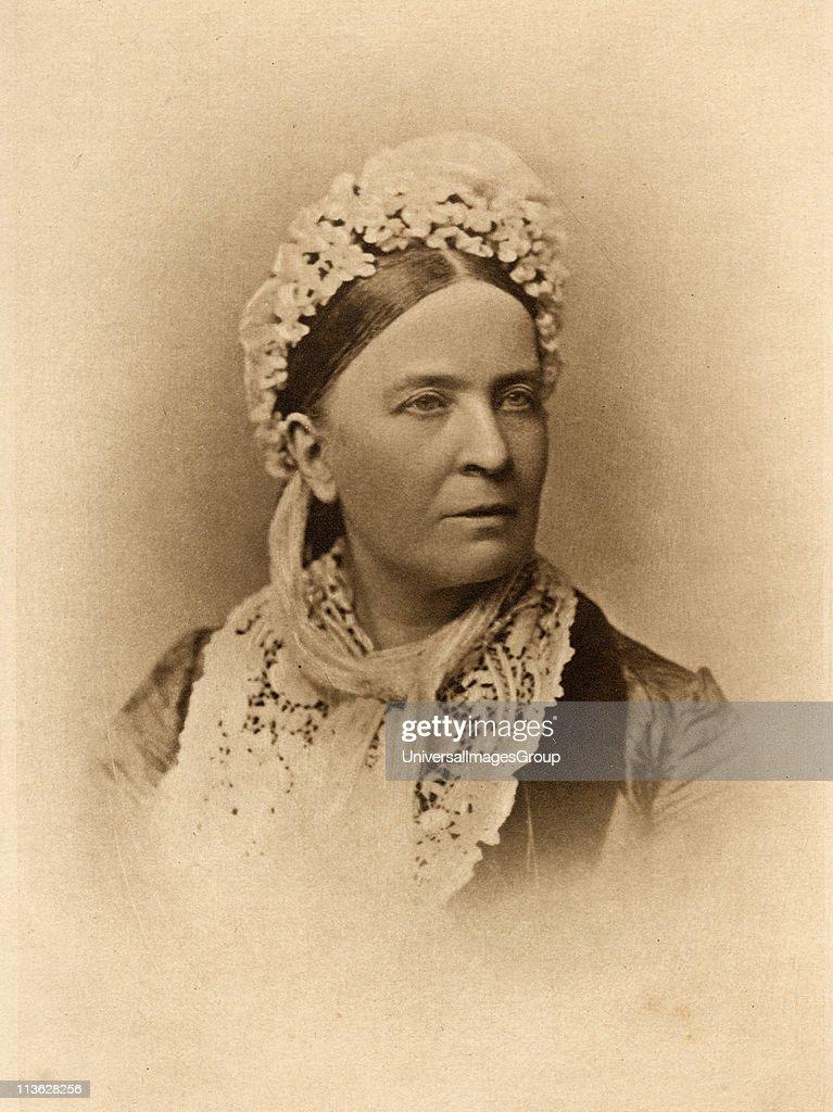 Mrs. Delia Parnell, nee Stewart, mother of Charles Stewart Parnell. : News Photo