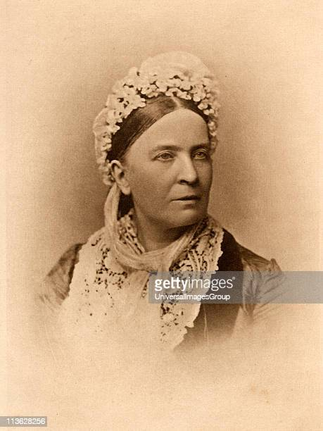 Mrs Delia Parnell nee Stewart mother of Charles Stewart Parnell