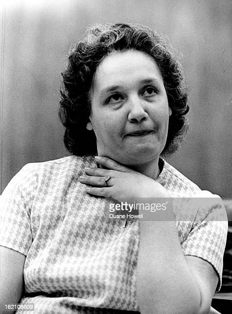 NOV 28 1966 NOV 29 1966 Mrs Edna Vanausdoll had served 21/2 years of 2540 Year Term She said on her release that society didn't know the truth when...