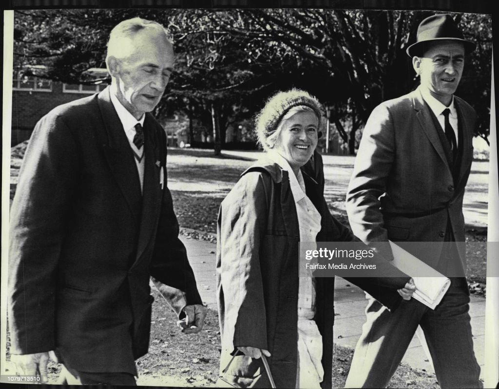 Mrs  Emily Steep with her husband, Henry and Public Defender