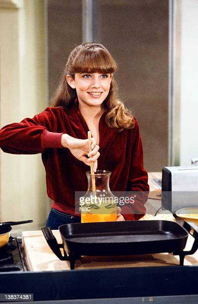 RENT STROKES Mrs Garrett's Romance Episode 5 Pictured Dana Plato as Kimberly Drummond