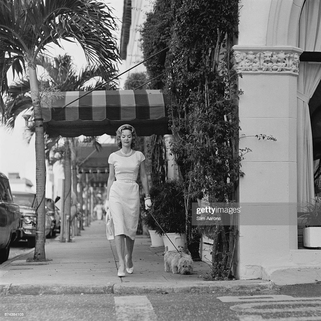 Palm Beach Fashion : News Photo