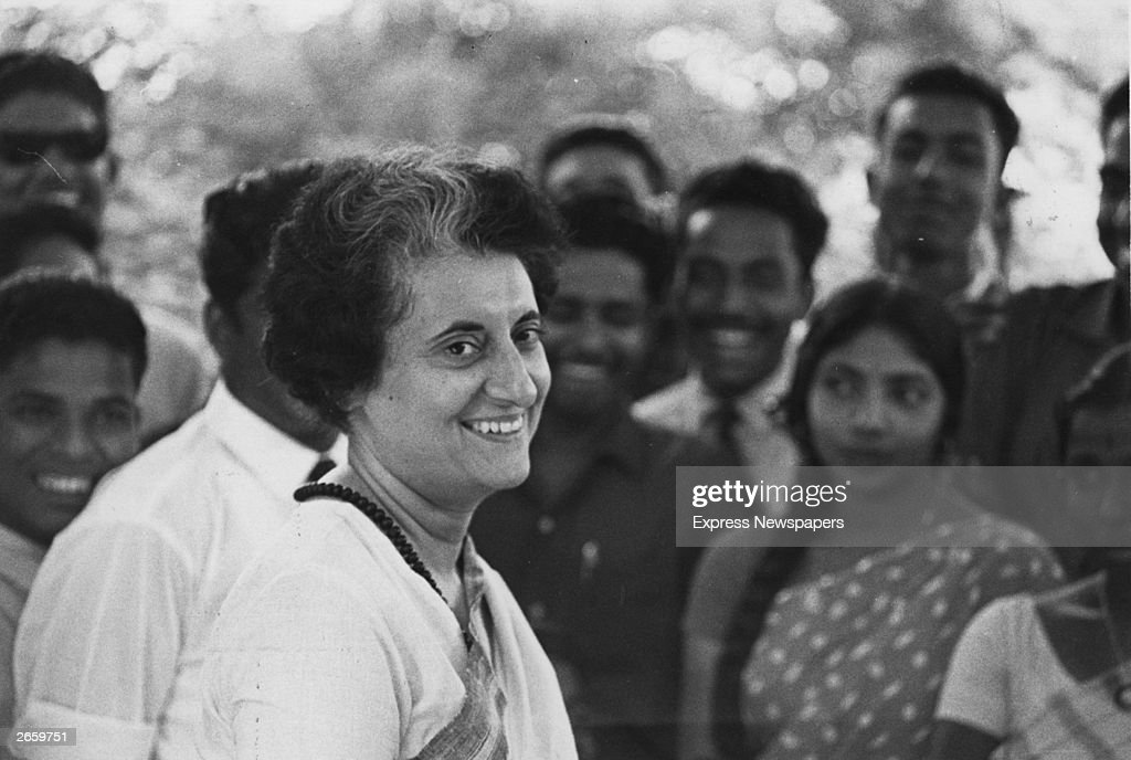 January 6th - 1980. Indira Gandhi's Congress Party Wins Elections