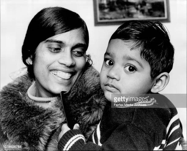 Mrs Irene Baldwin and her 14month old son Satyendra Pratap are going to he deportedMrs Baldwins husband is in jailNew Settlers Federation in George...