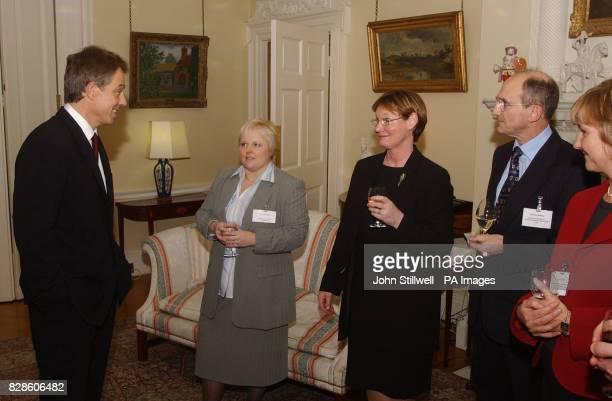 Mrs Jackie Hough of Ashford St Peters Hospital Mrs Val Davison of Birmingham Women's Hospital Mr Stuart Meldrum of Norfolk and Norwich NHS Trust and...
