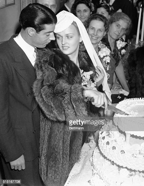 Mrs Joe Dimaggio The Former Dorothy Arnold Film Actress