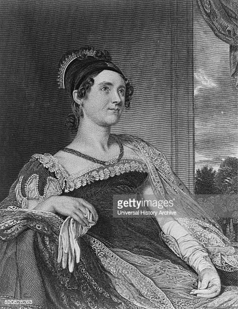Mrs John Quincy Adams Louisa Catherine Adams She is the only First Lady to have been born outside of the United States and met John Quincy Adams In...