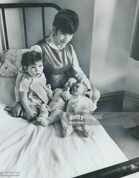 Mrs Margaret stevens mailed her application for OHC housing four months ago just before the birth of twins Cathy and Theresa She hasn't received a...