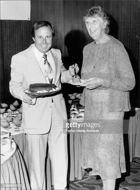 Mrs Margaret Whitlam with Mr Garry McIlwaine MP who is a members also of weight watches and has lost 251bs since last OctoberHorwitz group books Pty...