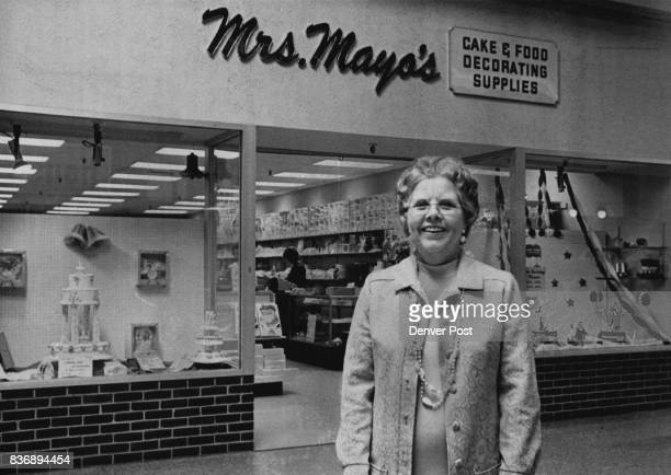 Mrs Mayo Plans to Open A Third CakeDecorating Shop Soon As a cakedecorating instructor Mrs Mayo prefers to teach the simple American style Credit...