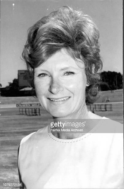 Mrs Merlene Willard Starter and OfficialNSW Women's State Athletic Championships February 01 1975