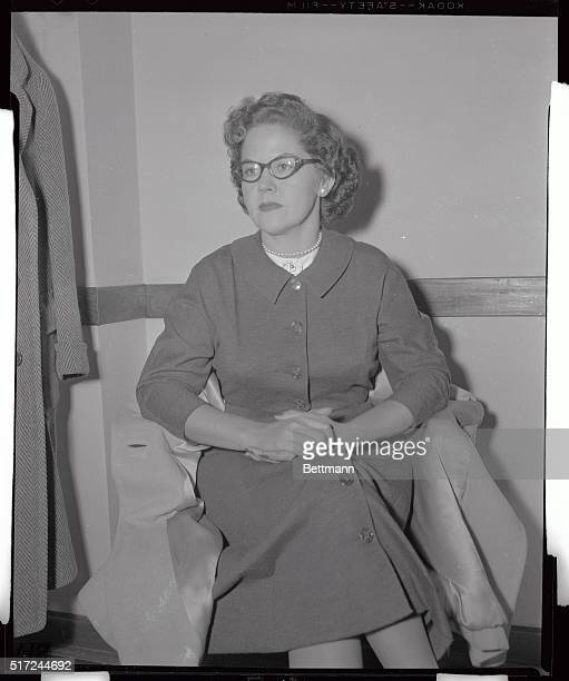 Mrs Nancy Ahern a friend and neighbor of Dr and Mrs Samuel Sheppard took the witness stand Nov 9th Mrs Ahern the third state witness testified that...