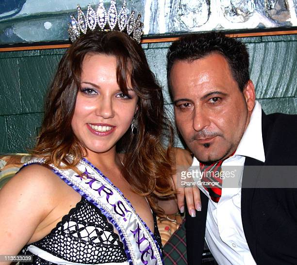 Mrs. New York International 2006, Yulia Gurtin and Vladi Ibadou, Designer
