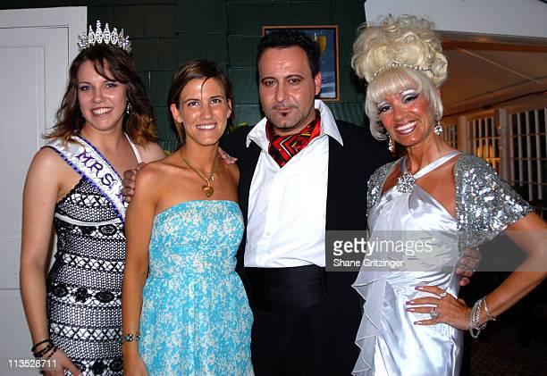 Mrs. New York International 2006, Yulia Gurtin, Monica Russo, Vladi Ibadou, Designer and Cognac Wellerlane
