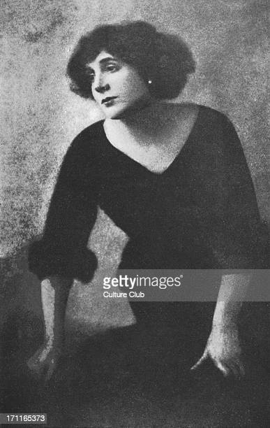Mrs Patrick Campbell British actress 1914 Born Beatrice Stella Campbell 9 February 1865 9 April 1940