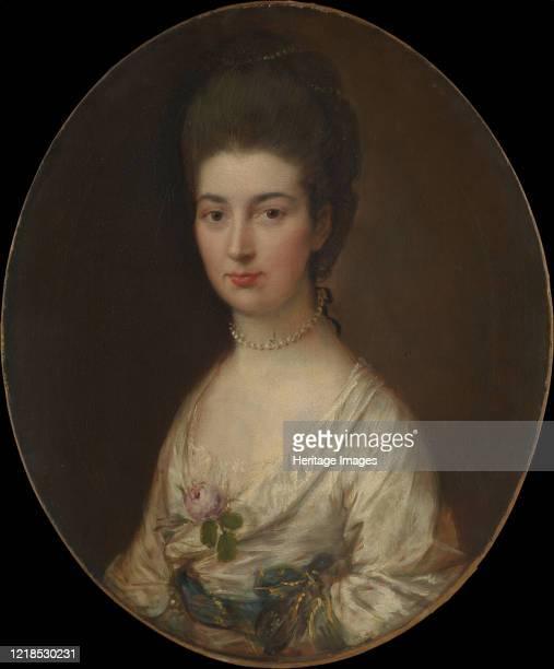 Mrs Ralph Izard Artist Thomas Gainsborough
