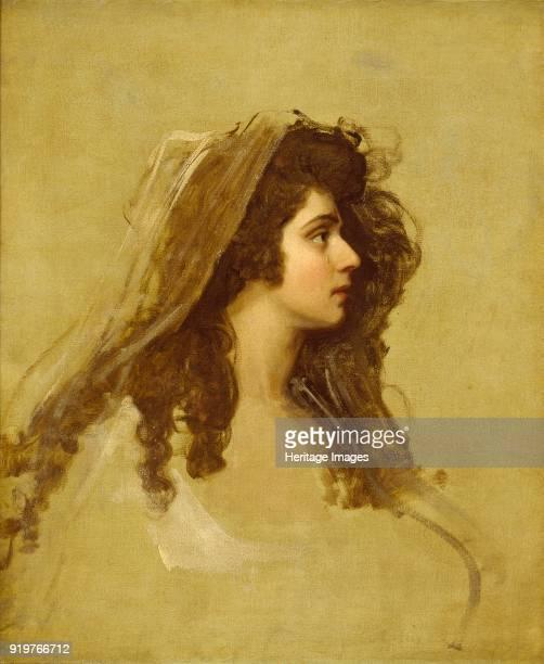 Mrs Siddons circa 1784 Artist George Romney