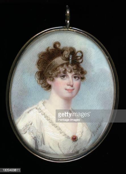 Mrs. Thomas Lee Shippen, circa 1816. Artist Hugh Bridport.