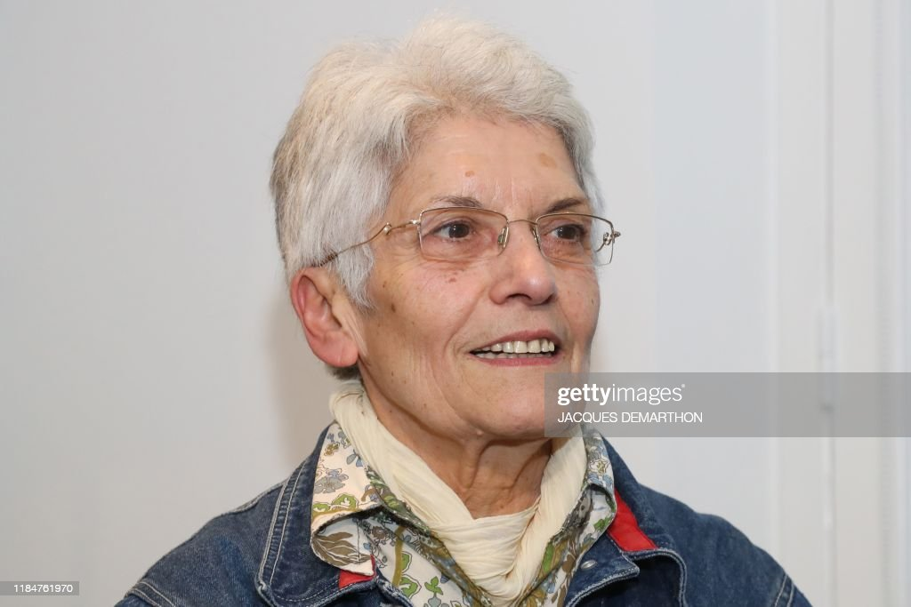 Mrs Vinet The Grandmother Of An Alleged Victim In The Case Of The News Photo Getty Images