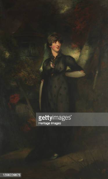 Mrs Whaley Artist George Chinnery