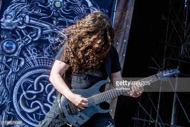 Worlds Best Meshuggah Band Stock Pictures Photos And