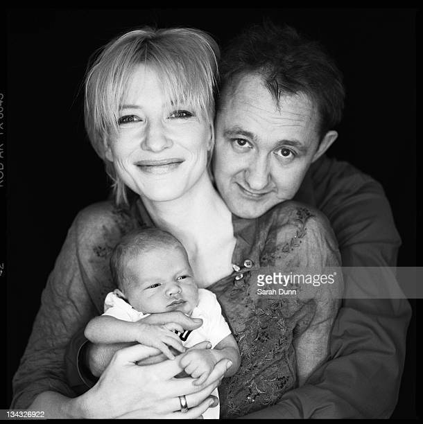 Ms Cate Blanchett and Mr Andrew Upton welcomed the birth of their son Dashiell John the week of December 3rd in London England This is their first...