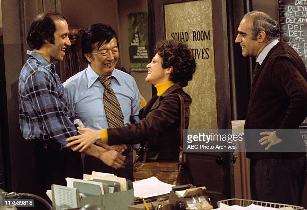 MILLER 'Ms Cop' Airdate March 13 1975 GREGORY