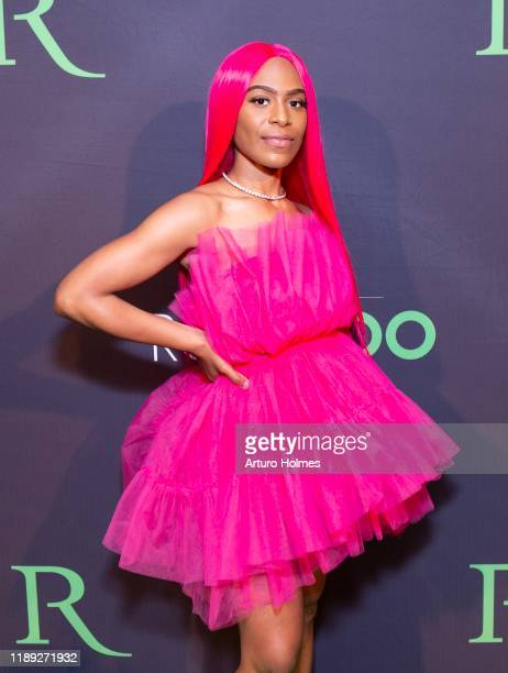 Ms Milan attends 2019 ROOT 100 Gala at The Angel Orensanz Foundation on November 21 2019 in New York City