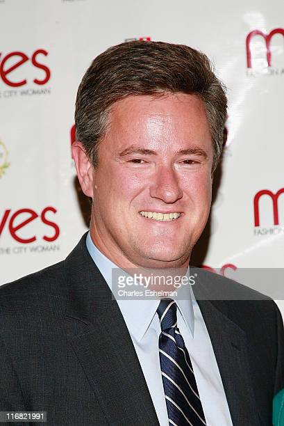 MSNBCs Morning Joe Host Joe Scarborough attends the 2008 Moves Power Women event at The Carlton on September 23 2008 in New York City