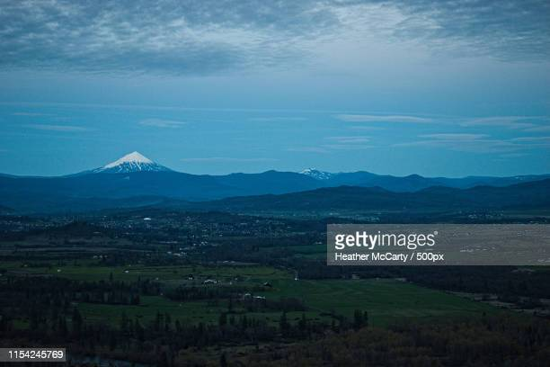 mt ashland - medford oregon stock photos and pictures