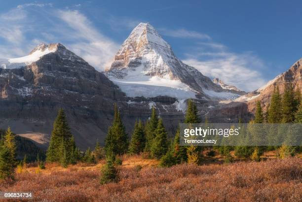 Mt Assiniboine in Fall, Canada