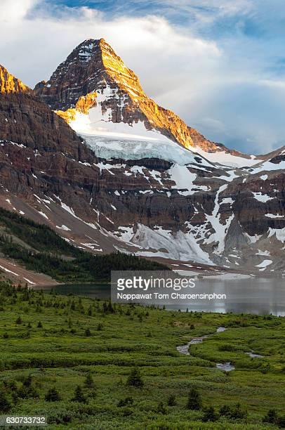 Mt. Assiniboine Sunset Canada