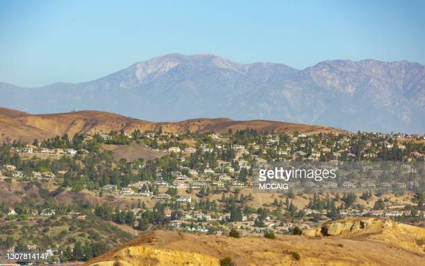 mt. baldy - los angeles mountains stock pictures, royalty-free photos & images