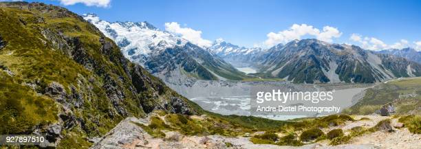 Mt Cook National Park - New Zealand