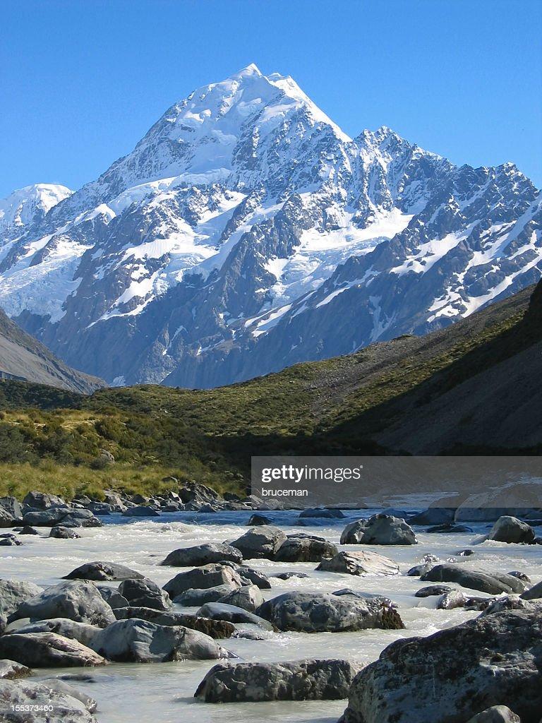 Mt. Cook : Stock Photo