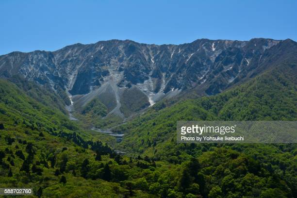 mt, daisen - yonago stock pictures, royalty-free photos & images