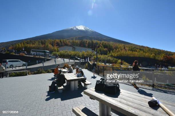 Mt Fuji 5th station