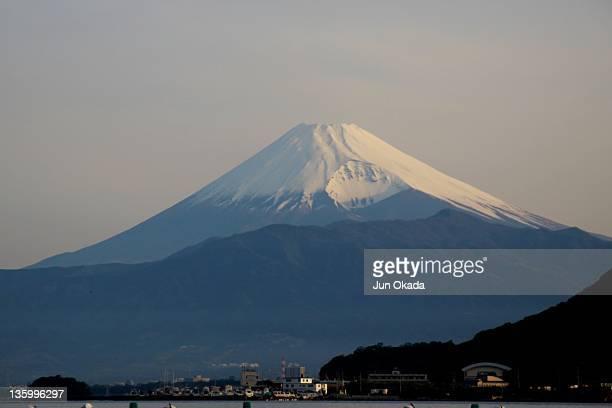Mt Fuji From Nishi-Izu