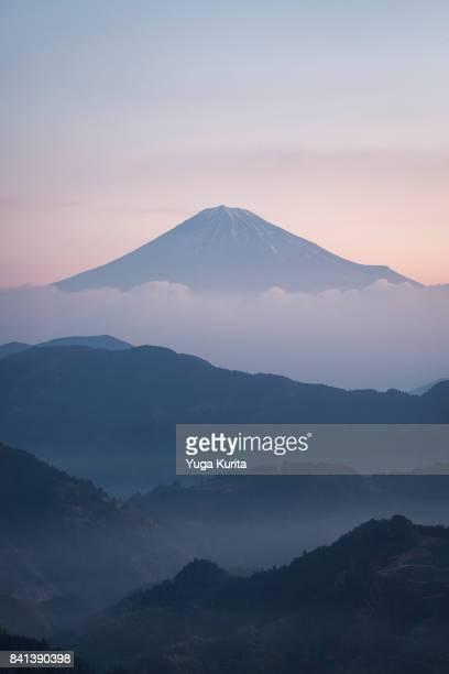 Mt. Fuji from Shizuoka
