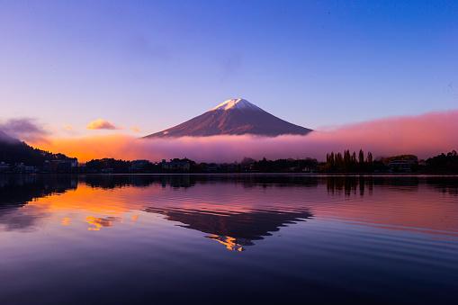Mt Fuji Japan 685220630