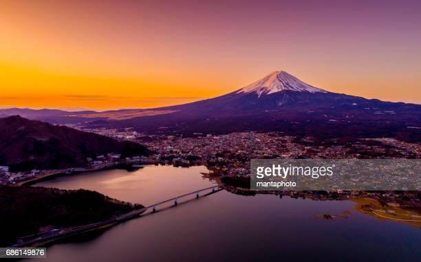 富士山日本