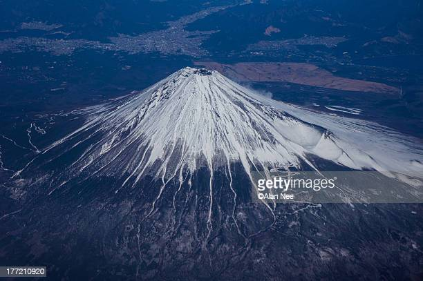 mt fuji - nee nee stock pictures, royalty-free photos & images