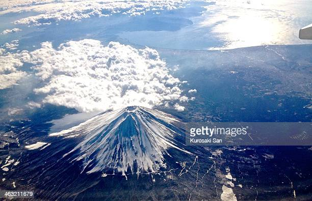 mt fuji - mount fuji stock photos and pictures